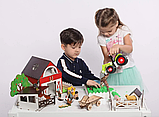 """Кукольный домик - игровой набор """"ФЕРМА"""" NestWood (комплектация MAXI), фото 2"""