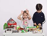 """Кукольный домик - игровой набор """"ФЕРМА"""" NestWood (комплектация MAXI), фото 3"""