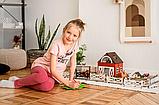 """Кукольный домик - игровой набор """"ФЕРМА"""" NestWood (комплектация MAXI), фото 6"""