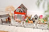 """Кукольный домик - игровой набор """"ФЕРМА"""" NestWood (комплектация MAXI), фото 7"""