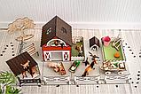 """Кукольный домик - игровой набор """"ФЕРМА"""" NestWood (комплектация MAXI), фото 10"""