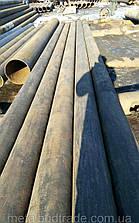 Труба стальная Б/У 219х7,0-7,5мм прямошовная