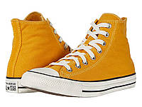 Кроссовки/Кеды Converse Chuck Taylor All Star - Hi Sunflower Gold/Egret/Black