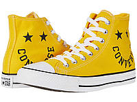 Кроссовки/Кеды Converse Chuck Taylor All Star Smile - Hi Amarillo/Black/White