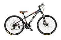 """Велосипед Oskar 26""""M129 черный, фото 1"""