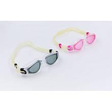 Очки для плавания детские CRUISER SOFT JR OK-44 (поликарбонат, TPR, силикон, цвета в ассортименте)