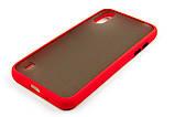 Панель DENGOS Matte для Samsung Galaxy A01 (red), фото 3
