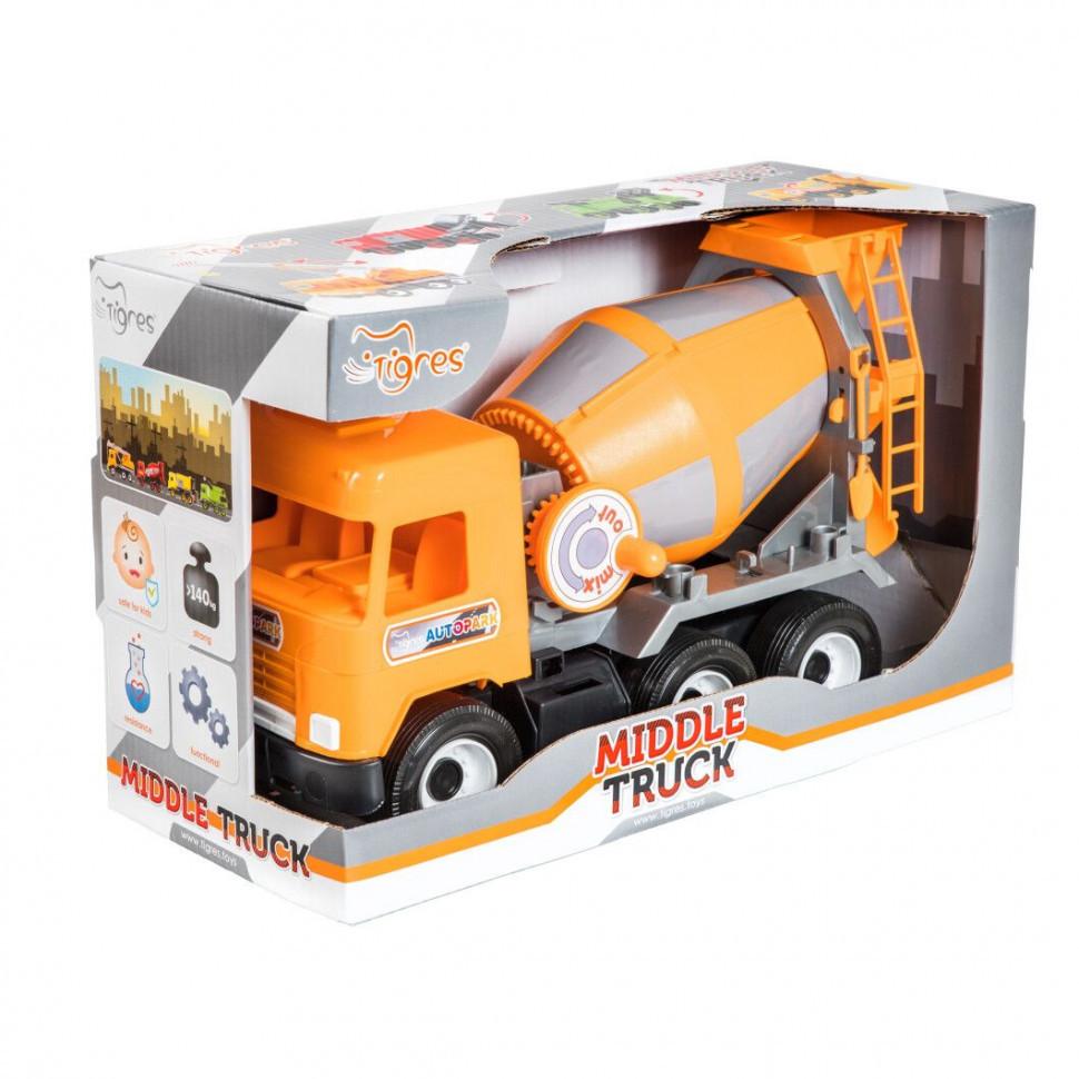 """Бетономешалка Tigres """"Middle truck"""" 39311"""