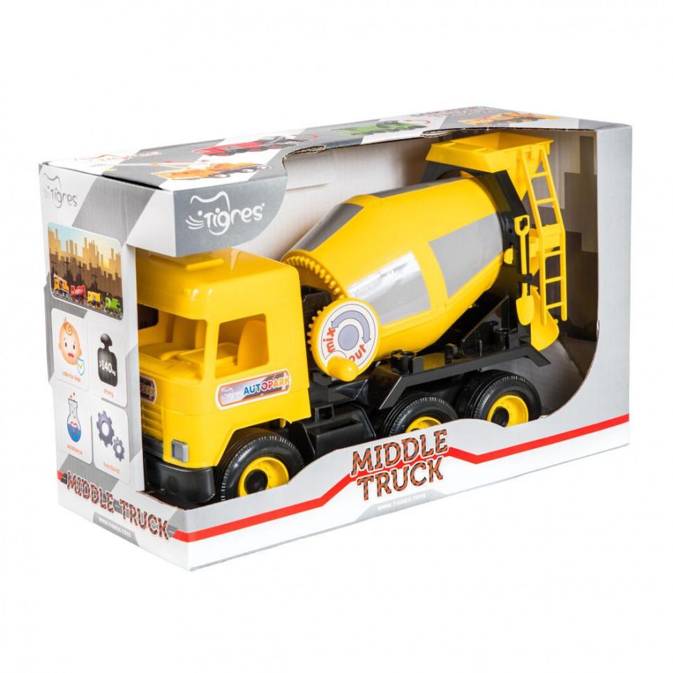 """Бетономешалка Tigres """"Middle truck"""" 39493"""