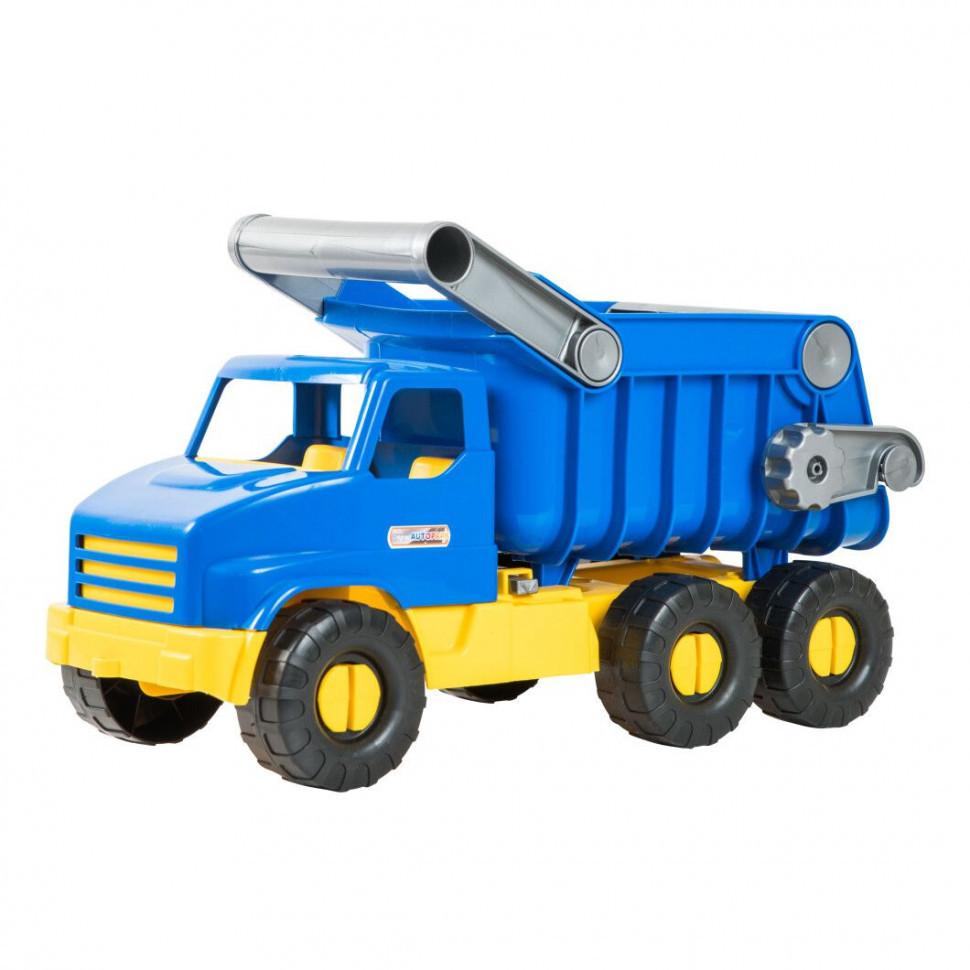 "Самосвал Tigres ""City Truck"" 39398"