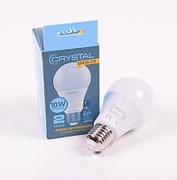 "Стандарт Лампа світлодіодна ""CRYSTAL_Gold"" A60 10Вт 4000K E27 ш.к. 6970506271041"