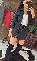 Костюм женский  Zeon - кофточка и юбка-шорты И Г, фото 1