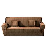 Новые расцветки Натяжные чехлы на диваны и кресла.