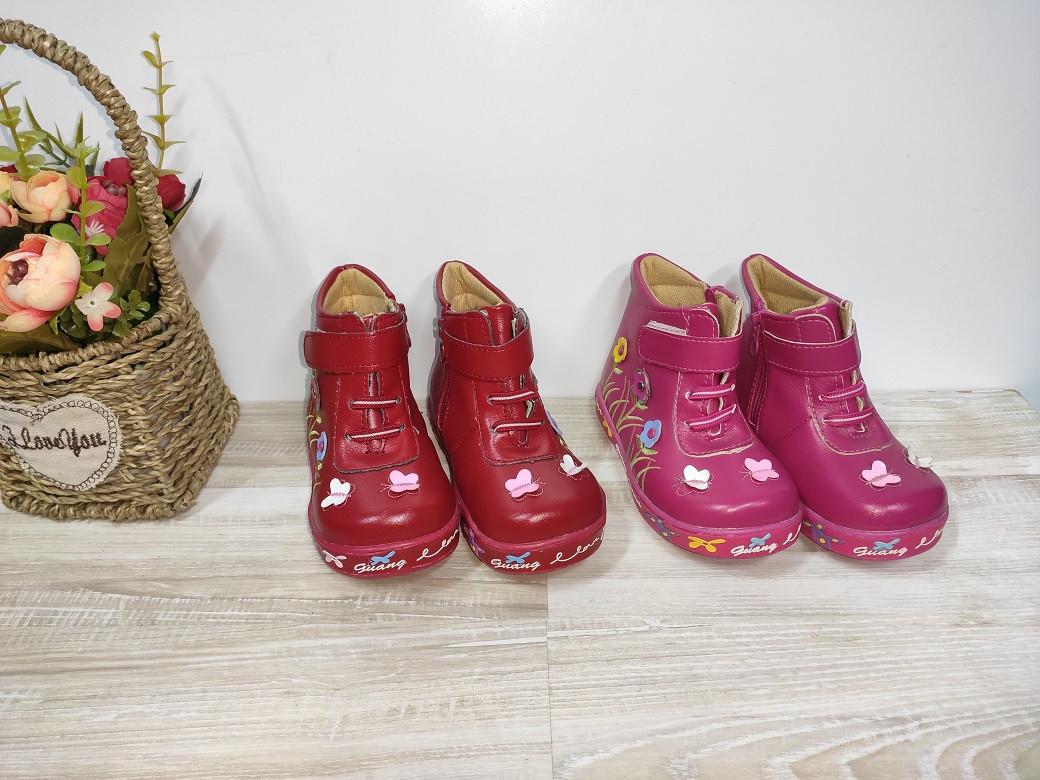 Ботинки на девочку деми ,цвета,размеры 24,25