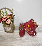 Ботинки на девочку деми ,цвета,размеры 24,25, фото 2