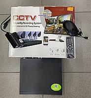ВИДЕОРЕГИСТРАТОР DVR/NVR 5504-H ( 4 камера ), фото 1