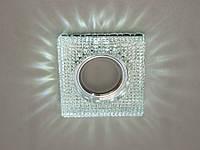 Встраиваемый светильник с светодиодной подсветкой 7791WH, фото 1