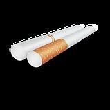 """Сигаретные гильзы """"Hocus"""" White (белые) - 500 шт /  гильзы для набивки сигарет, фото 4"""