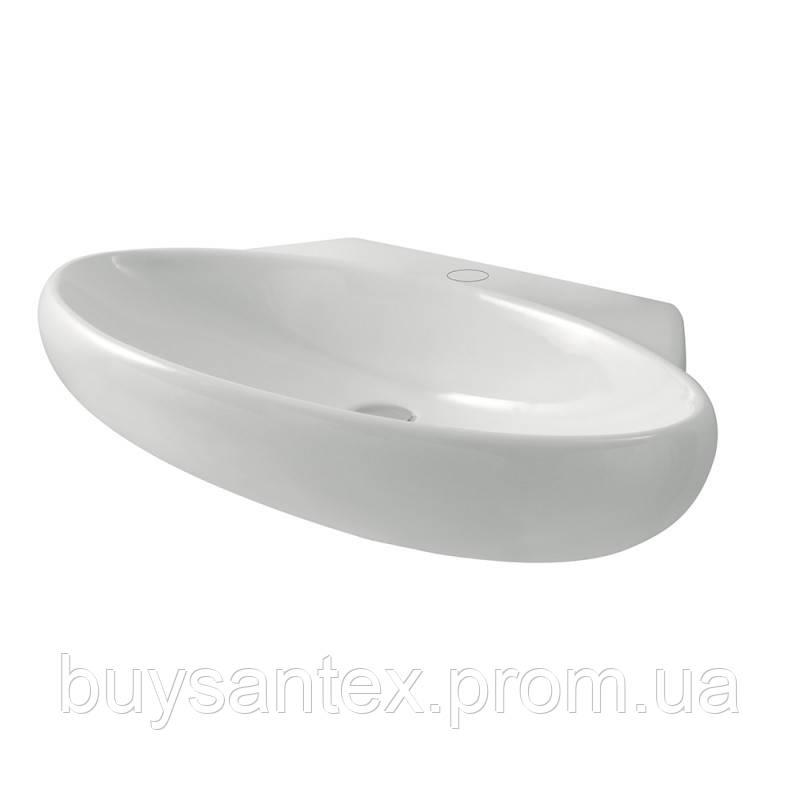 Раковина Azzurra Clas+ CLA200B1/90 shiny white