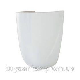 Полупьедестал Azzurra Clas+ CLP300B1/SOSP shiny white