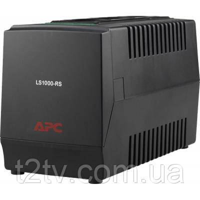 Стабілізатор APC Line-R 1000VA, Schuko (LS1000-RS)