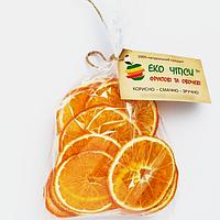 Фруктовые апельсиновые чипсы 30 грамм, заменяют 270-300 г свежих апельсин, фото 1