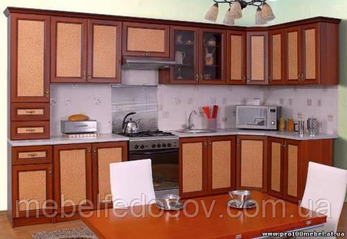 "Кухня ""Оля люкс"" 2м (БМФ)"