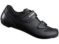 Велотуфли мужские Shimano SH-RP1, черные, размер EU 43