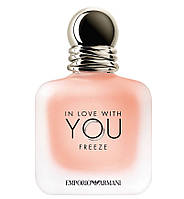 Giorgio Armani In Love With You Freeze, фото 1