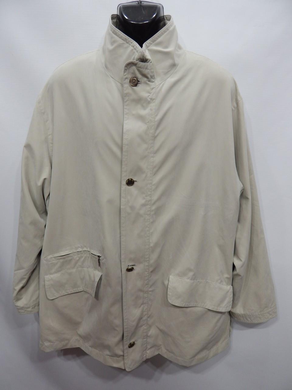 Мужская куртка весна-осень Gilberto р.56 022KMD