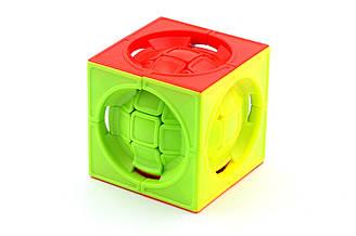 Головоломка кубик Рубика Jiehui cube (15545)