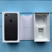 Коробка Apple iPhone 7 Black