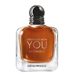 Мужские духи, оригинал Giorgio Armani Stronger With You Intensely