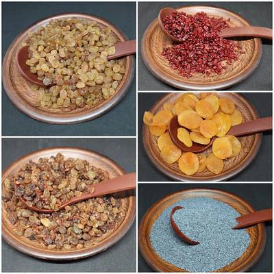 Сухофрукты/ цукаты /орехи