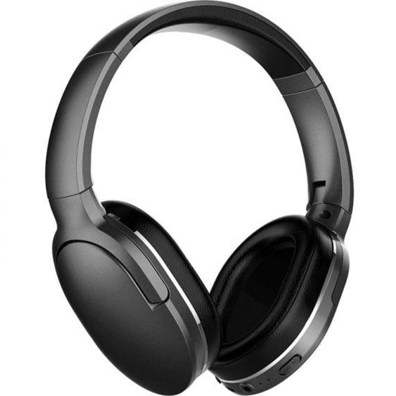 Stereo Bluetooth Headset Baseus D02 (NGD02-01) Black
