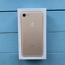 Коробка Apple iPhone 7 Gold