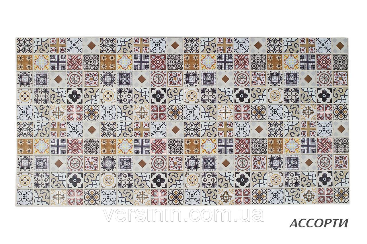 Листовые декоративные панели  ПВХ Асорти