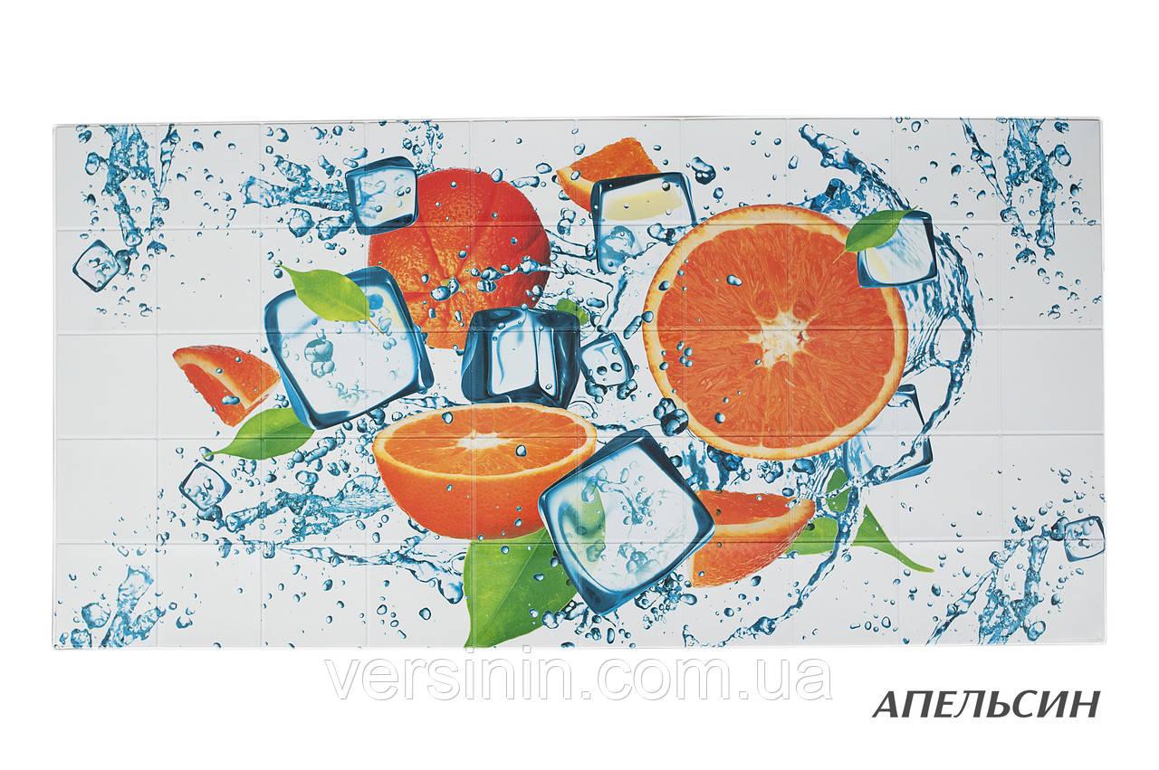 Листовые декоративные панели  ПВХ Апельсин