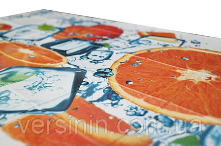 Листовые декоративные панели  ПВХ Апельсин, фото 2