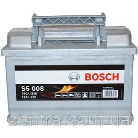 Автомобильный аккумулятор Bosch 6CT-77S5 (S5 008)