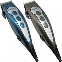 Профессиональная машинка для стрижки волос Maestro MR-655C с насадками | триммер Маэстро, Маестро
