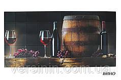 Листовые декоративные панели  ПВХ Вино