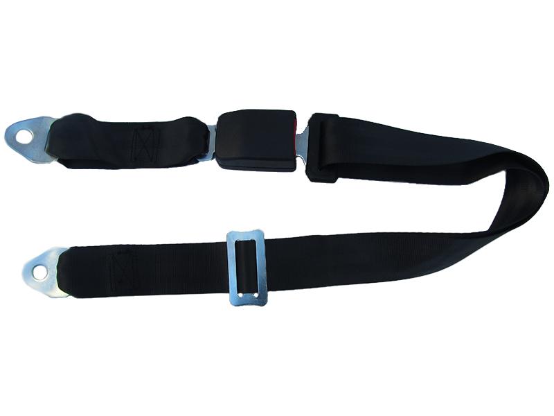 Ремни безопасности двухточечные, неинерционные
