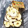 Фруктові яблучні чіпси 25 грам, замінюють 220-250 г свіжих яблук