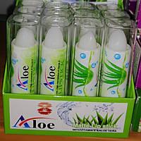 Гигиеническая помада для губ Aloe Vera♡ витамин Е