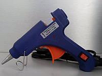 Клейовий пістолет 25Вт, для стержнів 8мм 100-240V LTL14002