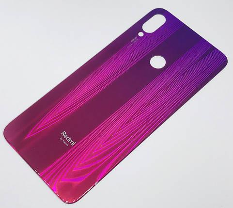 Задняя крышка для Xiaomi Redmi Note 7 красный, фото 2