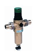 """Фильтр самопромывной с редуктором Honeywell FK06-1AAM 1"""" DN25 для горячей воды"""