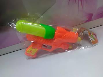 Водный пистолет салатовый