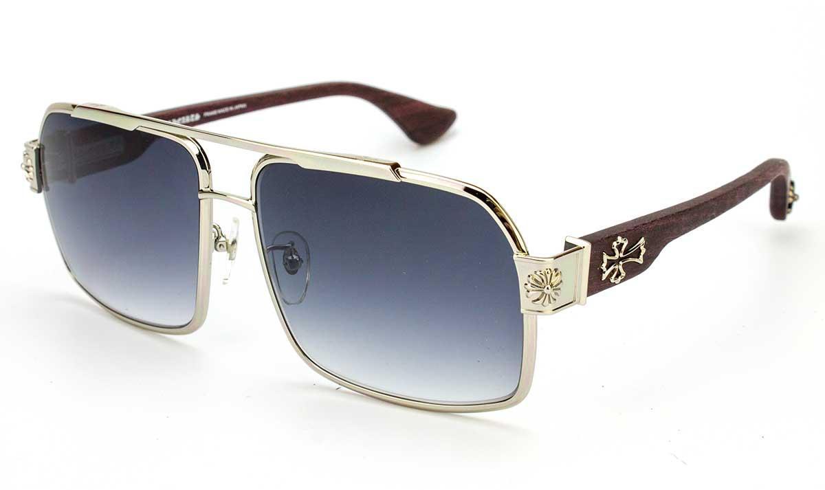Солнцезащитные очки Модель Chrome Hearts HUMMER I SS